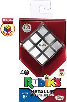 Ravensburger Thinkfun® Rubiks Cube - Metallic