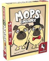 Pegasus Spiele Mopseinander - Biedeckelspiel (20039G)
