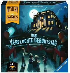 Ravensburger Mystery Games - Der verfluchte Geburtstag (Spiel)