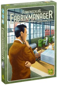 2F-Spiele Funkenschlag - Fabrikmanager