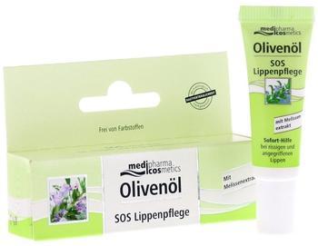 Medipharma Olivenöl SOS Lippenpflege Creme (7ml)