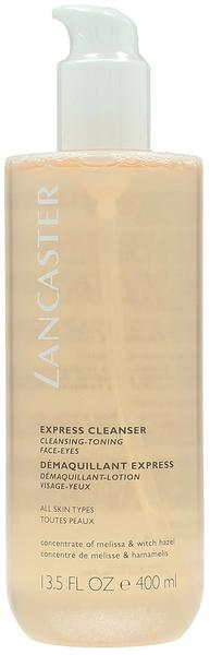 Lancaster Beauty Cleansing Block All in One Express Cleanser 3 in 1 (400ml)