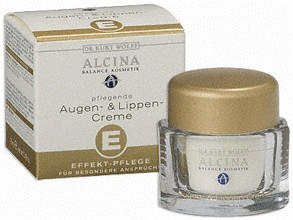 Alcina E Augen- & Lippencreme (15ml)