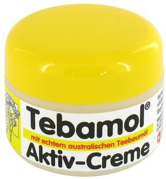 Tebamol Teebaumöl Aktiv Creme (50ml)