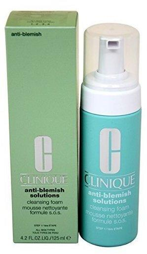 Clinique Anti-Blemish Solutions Cleansing Foam (125ml)