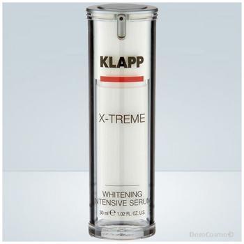 Klapp X-Treme Whitening Intensive Serum (30ml)