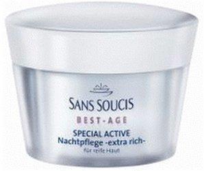 Sans Soucis Special Active Nachtpflege extra rich (50ml)