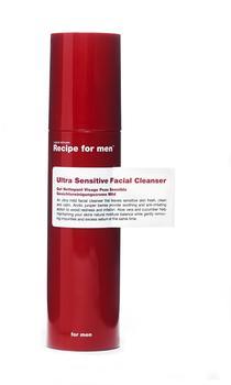 Recipe for Men Ultra Sensitive Facial Cleanser (100ml)