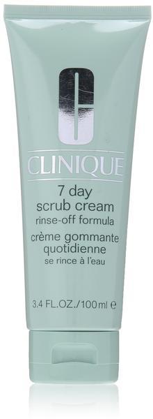 Clinique 7 Day Scrub Cream Rinse-Off Formula (100ml)