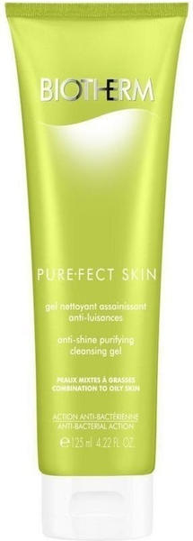 Biotherm Pure.Fect Skin Anti-shine Purifying Cleansing Gel (125ml)