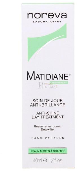Noreva Laboratories Matidiane Anti-Shine Tagespflege (40ml)