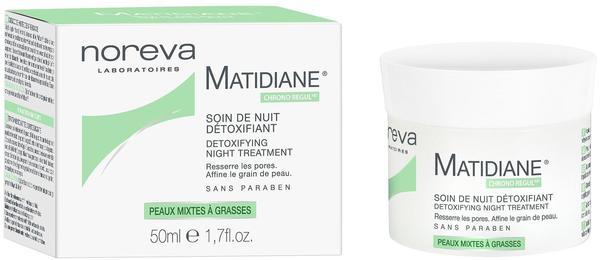 Noreva Laboratories Matidiane Nachtpflege Creme (50ml)