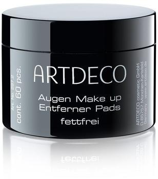 Artdeco Augen Make Up Entferner Pads Ölfrei (30 Stk.)