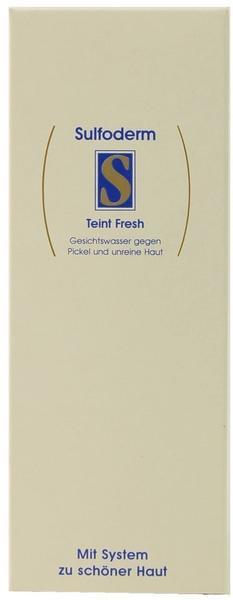Ecos Sulfoderm S Teint Fresh Gesichtswasser (150ml)