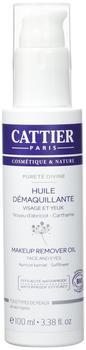 Cattier Pureté Divine Make-Up Remover Oil (100ml)