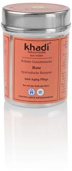 Khadi Kräuter Gesichtsmaske mit Rosenblüten (50g)