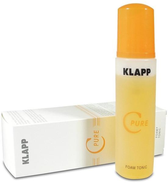 Klapp C Pure Foam Tonic (200ml)