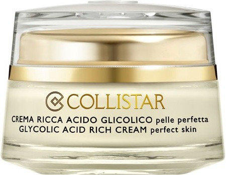 Collistar Pure Actives Glycolic Acid Rich Cream (50ml)