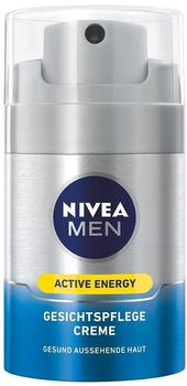 Nivea Men Active Energy Gesichtspflege Creme (50ml)