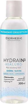 Dermedic Hydrain3 Hialuro Mizellarwasser H2O (200ml)