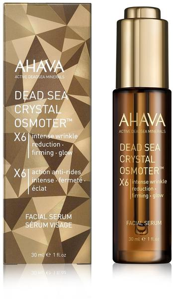 Ahava Dead Sea Crystal Osmoter Facial X6 Serum (30ml)