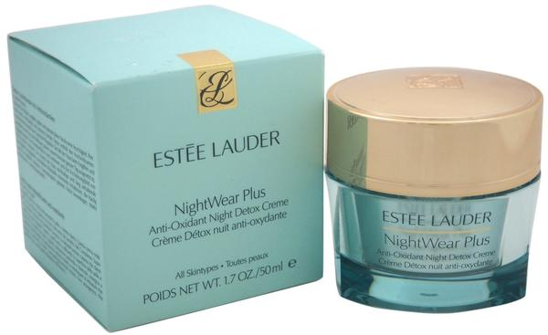 Estée Lauder NightWear Plus Anti-Oxidant Night Detox Creme (50ml)