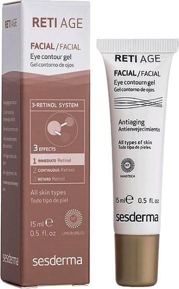 SeSDerma Reti Age Eye Contour Gel (15ml)