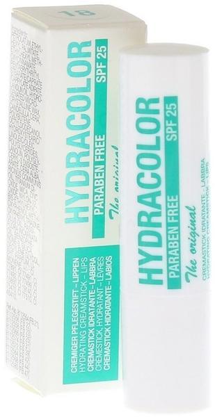 Hydracolor Lippenpflege 18 farblos Faltschachtel