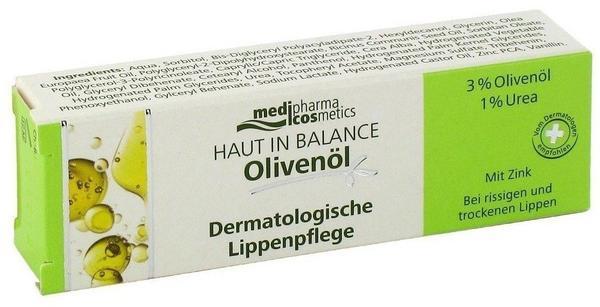 Medipharma Olivenöl Dermatologische Lippenpflege (7ml)