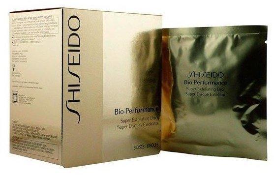 Shiseido Bio-Performance Exfoliating Discs (8 Stk.)