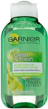 Garnier Clean & Fresh Augen Make-up Entferner Lotion (150ml)