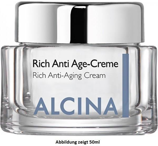 Alcina T Rich Anti-Age-Creme (250ml)