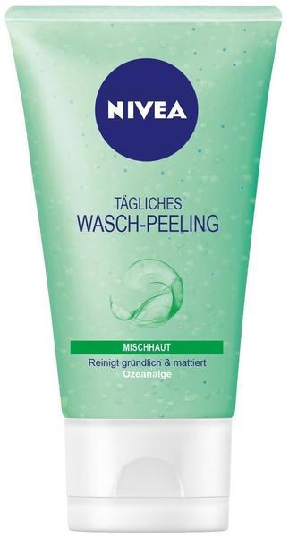 Nivea Aqua Effect Tägliches Wasch-Peeling (150 ml)