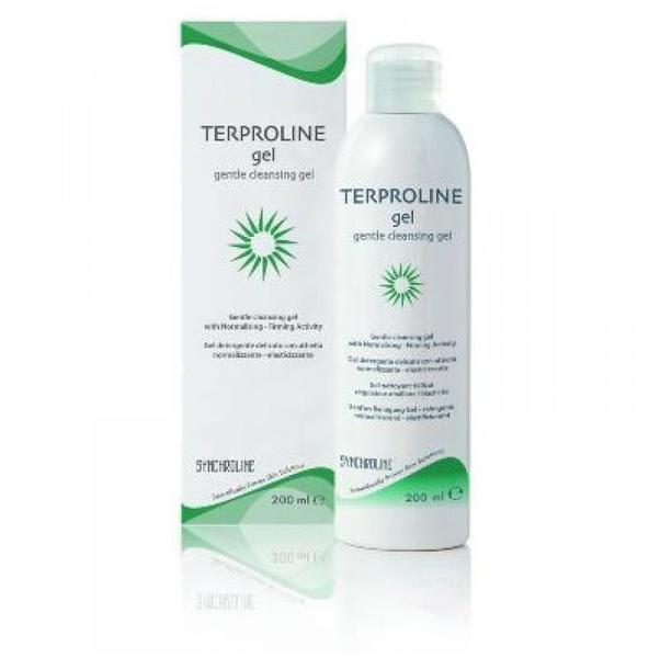 Synchroline Terproline Gentle Cleansing Gel (200ml)