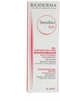 Bioderma Sensibio Augenkontour Gel (15ml)