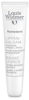 Louis Widmer Remederm Lippenbalsam ohne Parfum (15ml)