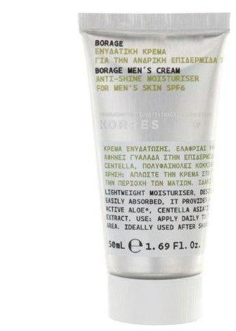 Korres Borage Men's Cream (50ml)