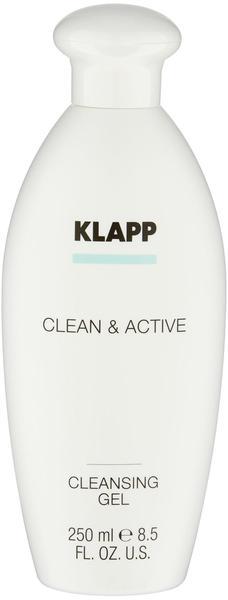 Klapp Clean & Active Cleansing Gel (250ml)