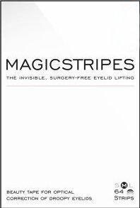 Magicstripes Augenlid Lifting Medium (64 Stk.)
