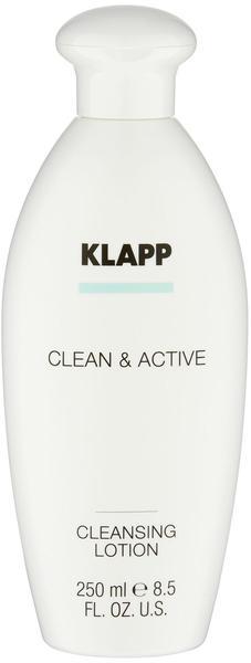 Klapp Clean & Active Cleansing Lotion (250ml)