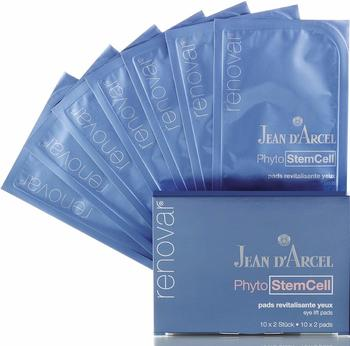 Jean d'Arcel Renovar Phyto StemCell Pads Revitalisante Yeux (10x2Stk.)