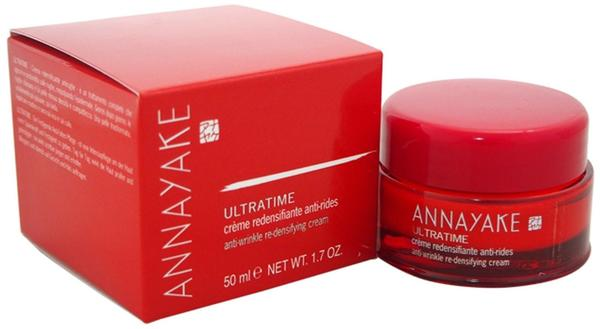 Annayaké Ultratime Crème Redensifiante Anti-Rides (50ml)