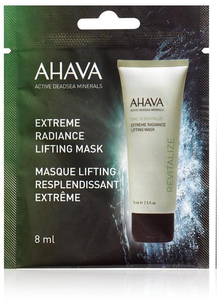 Ahava Time to Revitalize Extreme Radiance Lifting Mask (8ml)