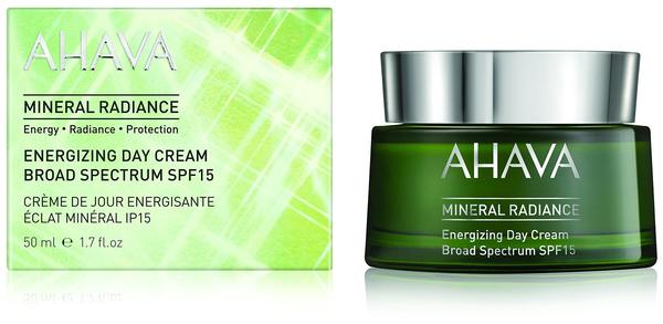 Ahava Mineral Radiance Energizing Day Cream SPF 15 (50ml)