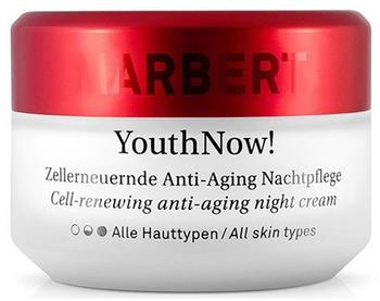 Marbert YouthNow! Zellerneuernde Anti-Aging Nachtpflege (50ml)