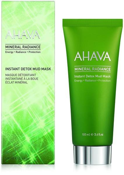 Ahava Mineral Radiance Instant Detox Mud Mask (100ml)