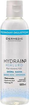 Dermedic Hydrain3 Hialuro Mizellarwasser H2O (100ml)