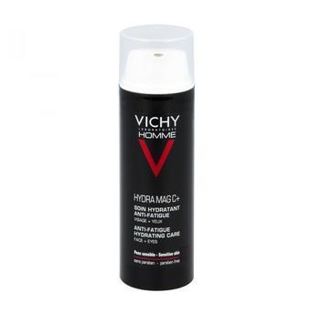 Vichy Homme Hydra Mag C+ Feuchtigkeitspflege Anti-Müdigkeit Gesicht + Augen
