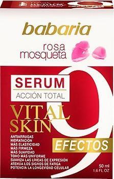 Babaria Rosehip Vital Skin 9 Effects Serum (50ml)