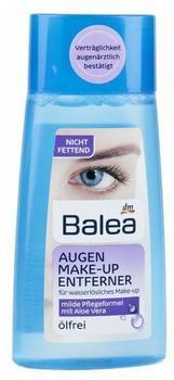 dm Balea Augen Make-up Entferner